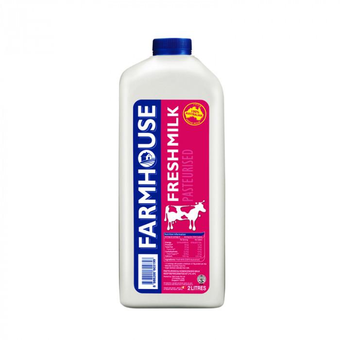 F N Farmhouse Fresh Uht Milk Case