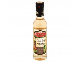 Bertolli Pinot Grigio White Wine Vinegar - Case