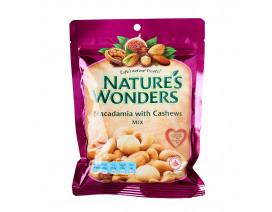 Nature's Wonders Nuts Mix Macadamia & Cashews - Case