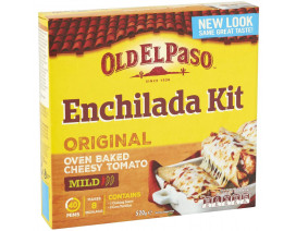 Old El Paso Enchilada Kit - Case
