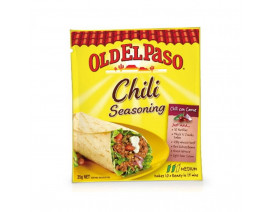 Old El Paso Seasoning Mix Chili - Case
