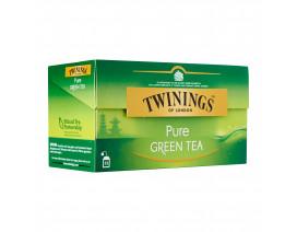 Twinings Pure Green Tea 25's - Case