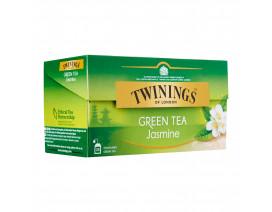 Twinings Jasmine Green Tea 25's - Case