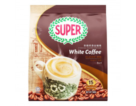 SUPER 3-IN-1 INSTANT CHARCOAL ROASTED WHITE COFFEE - CLASSIC  - Case