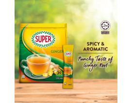 SUPER INSTANT TEA INFUSIONS - GINGER TEA  - Case
