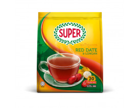 SUPER INSTANT TEA INFUSIONS - RED DATE AND LOGAN (HONG ZAO CHA)  - Case