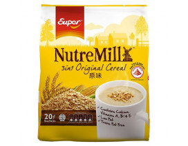 SUPER NUTREMILL 3-IN-1 INSTANT CEREAL DRINK - ORIGINAL - Case