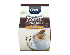 OWL EVERYDAY FAVOURITES COFFEE WITH CREAMER 2-IN-1 (FREEZE DRIED) - Case