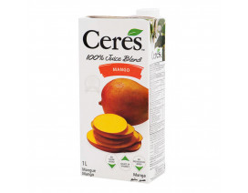 Ceres Mango Juice - Case