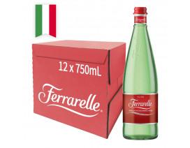 Ferrarelle Sparkling Natural Mineral Bottle Water - Case