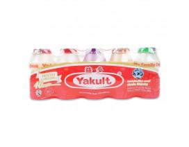 Yakult Cultured Milk Bottle Drink Assorted Flavors - Case