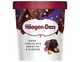 Haagen-Dazs Dark Choc Ganache & Almond Ice Cream - Case