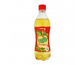 Pokka Bottle Drink Sparkling Fuji Apple - Case