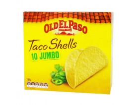 Old El Paso Jumbo Taco Shell - Case