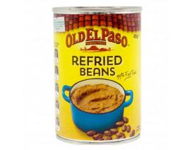 Old El Paso Refried Beans - Case
