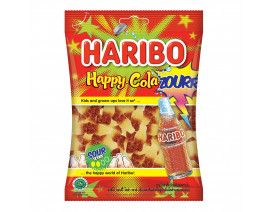 Haribo Happy Cola Zourr Gummy Candy - Case