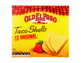 Old El Paso Taco Shells Regular - Case