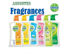 Dettol Anti Bacterial Body Wash (Assorted Fragrances) - Case