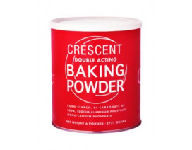 Crescent Baking Powder - Case