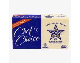 SCS Pure Creamery Salted Butter (FS) - Case