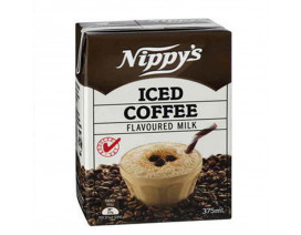 Nippy's Ice Coffee Flavoured Milk - Case