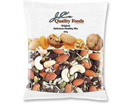 JC Quality Nuts Delicious Healthy Mix - Case