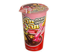 Meiji Yan Yan Double Cream Snack - Case