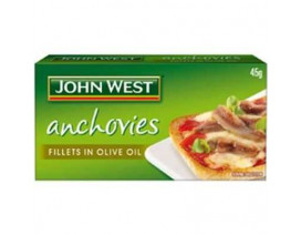 John West Anchovies in Olive Oil - Case