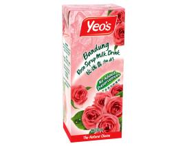 Yeo's Bandung Drink - Case