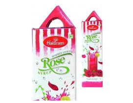 Haldiram Rose Syrup - Case