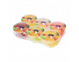 Naspac Jelly Asst Flavors With Nata De Coco - Case