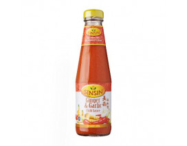 Heinz Sinsin Ginger and Garlic Chilli Sauce - Case