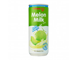 Pokka Can Drink Melon Milk - Case