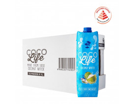 Coco Life Coconut Water - Case