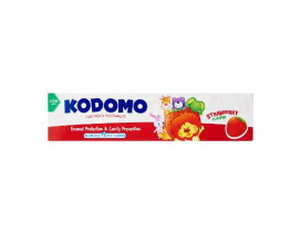 Kodomo Children Toothpaste Strawberry - Case