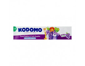 Kodomo Children Toothpaste Grape - Case