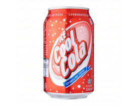 Ice Cool Carbonated Cola - Case