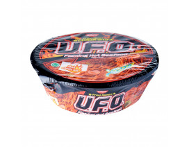 Nissin UFO Flaming Hot Seafood Instant Noodles - Case