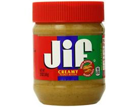 Jif Creamy Peanut Butter - Case