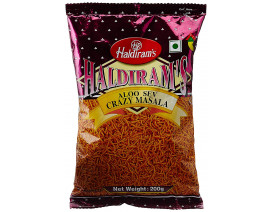 Haldiram Aloo Sev Crazy Mixture - Case