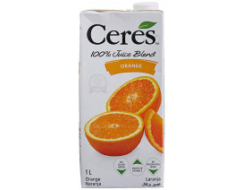Ceres Orange Juice - Case