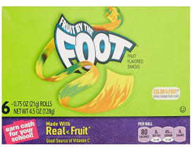 Fruit by the Foot Color By The Foot - Case
