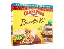Old El Paso Burrito Kit - Case