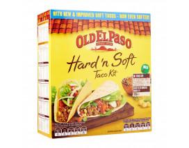 Old El Paso Taco Kit Hard & Soft - Case