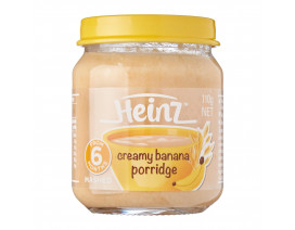 Heinz Mushed Creamy Banana Porridge - Case