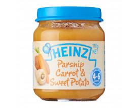 Heinz Parsnip Carrot & Sweet Potato (Buy 1 case n get 1 free) - Case