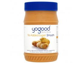 Yogood No Added Sugar Smooth Peanut Butter - Case