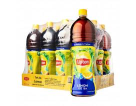 Lipton Ice Lemon Tea (Order 4 Cases Get 1 Free) - Case