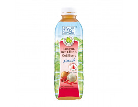 ALLSWELL WATER LONGAN RED DATE LESS SUGAR DRINK (LESS SUGAR) - CASE