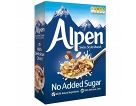 Alpen No Added Sugar Muesli- Case